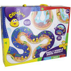 CBeebies Dinosaur Curly Double Sided Puzzle image number 1