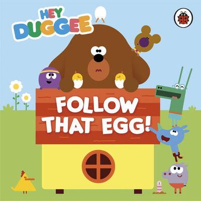 Hey Duggee: Follow That Egg! image number 1
