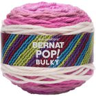Bernat Pop Bulky Fabulous Fuchsia Yarn - 280g image number 1