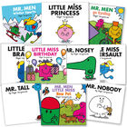 Mr Men and Little Miss: 10 Kids Picture Books Bundle image number 1