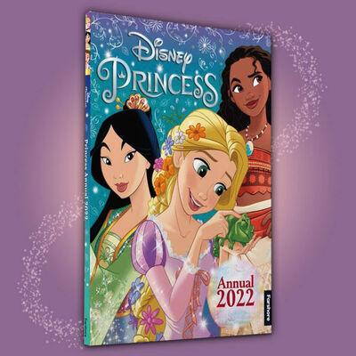Disney Princess Annual 2022 image number 4