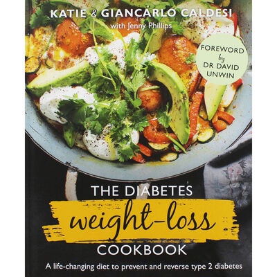 The Diabetes Weight-Loss Cookbook image number 1
