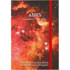 Zodiac Collection Aries Lined Notebook image number 1