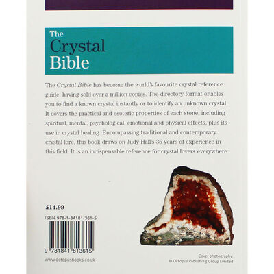 Crystal Bible image number 3