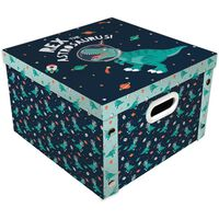 Dinosaur in Space Collapsible Storage Box