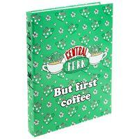Friends But First Coffee Folder