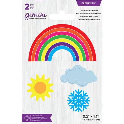Gemini Mini Elements Die - Over the Rainbow image number 1