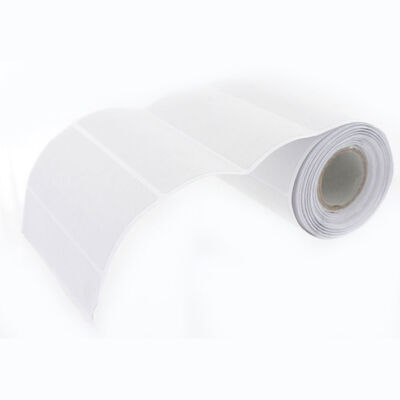 Self Adhesive White Labels - Pack Of 200 image number 2