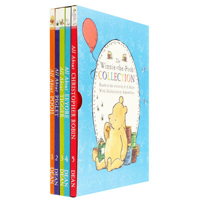 Winnie-the-Pooh: 5 Book Collection image number 1
