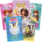 Girls & Princesses Magical Stories: 5 Book Collection image number 1