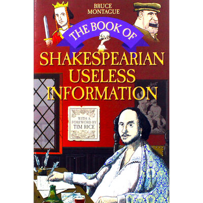 The Book Of Shakespearian Useless Information image number 1