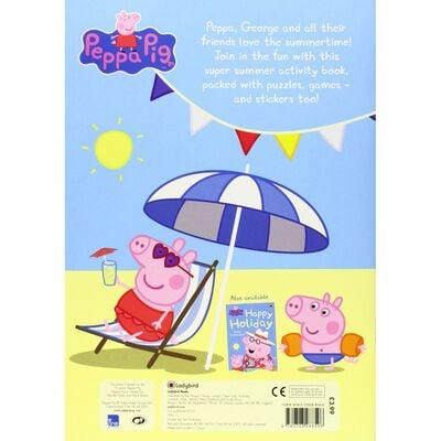 Peppa Pig: Summer Fun! Sticker Activity Book image number 2