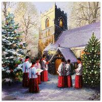 Premium Choir Christmas Cards: Pack of 10