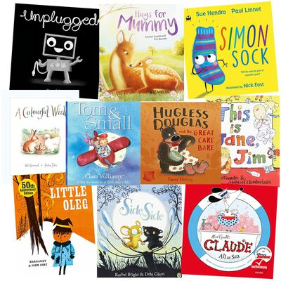 Hugless Douglas and Pals: 10 Kids Picture Books Bundle image number 1