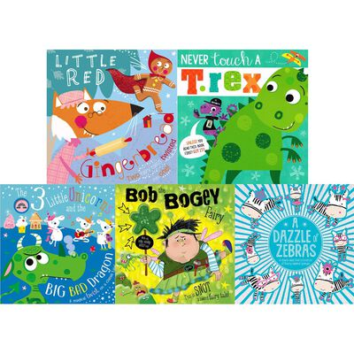 Bob the Bogey Fairy and Friends: 10 Kids Picture Books Bundle image number 2