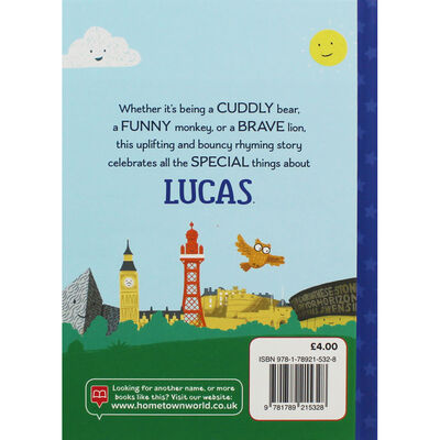 Lucas is the Greatest image number 3