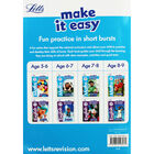 Letts Make It Easy Maths: Ages 5-6 image number 2