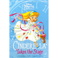 Disney Princess Cinderella Takes the Stage