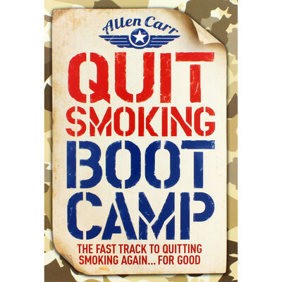 Allen Carr: Quit Smoking Boot Camp image number 1