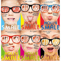 Geek Girl Series - 6 Book Box Set