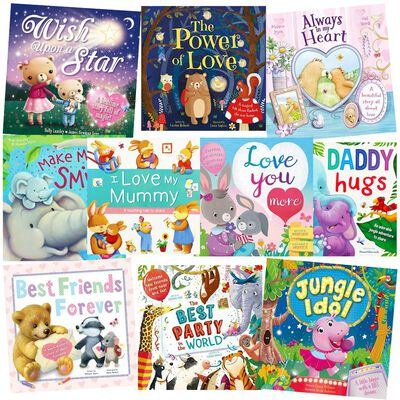 Best Friend Wishes - 10 Kids Picture Books Bundle image number 1