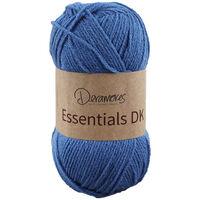 Deramores Studio Essentials: Ocean Blue Yarn 100g