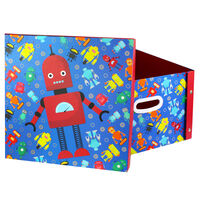 Robot Collapsible Storage Box