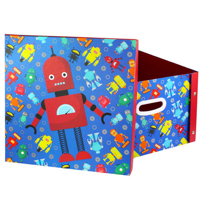 Robot Collapsible Storage Box image number 2