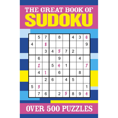 Great Book Of Sudoku 2 image number 1