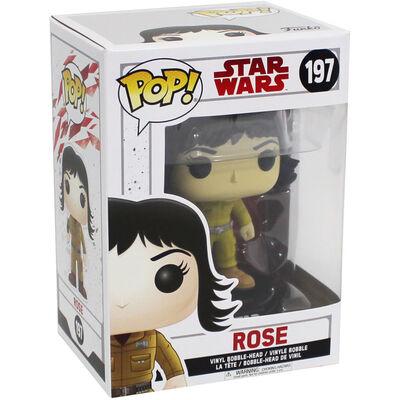 Pop Star Wars - Vinyl Bobble-Head - Rose image number 2