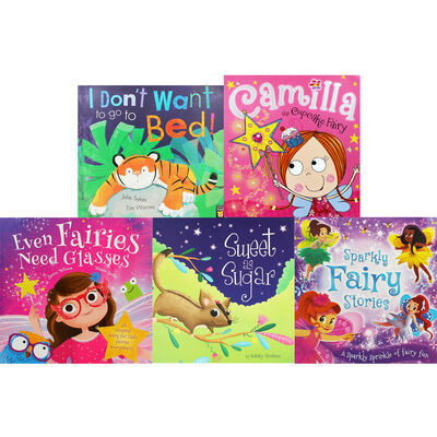 Pretty Fairies and Friends - 10 Kids Picture Books Bundle image number 3