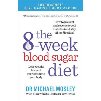 8-Week Blood Sugar Diet image number 1