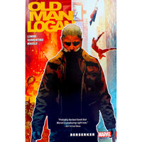 Wolverine: Old Man Logan Graphic Novel
