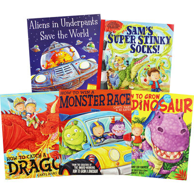 Mythical Creatures: 10 Kids Picture Books Bundle image number 2