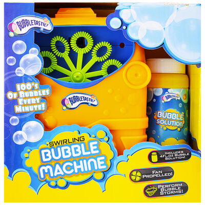 Bubble Machine With Bubble Solution image number 3
