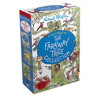 The Magic Faraway Tree Collection: 3 Book Box Set