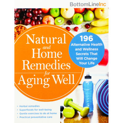 Natural and Home Remedies for Aging Well image number 1