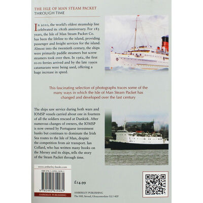 The Isle of Man Steam Packet Through Time image number 3