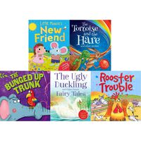 Funny Animal Adventures: 10 Kids Picture Books Bundle