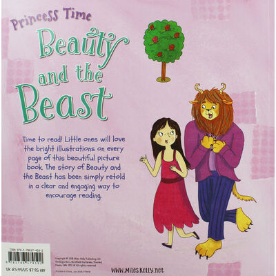 Princess Time: Beauty and the Beast image number 3