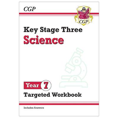 KS3 Science Targeted Workbook: Year 7 image number 1