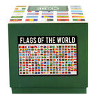 Flags of the World 100 Piece Jigsaw Puzzle image number 3