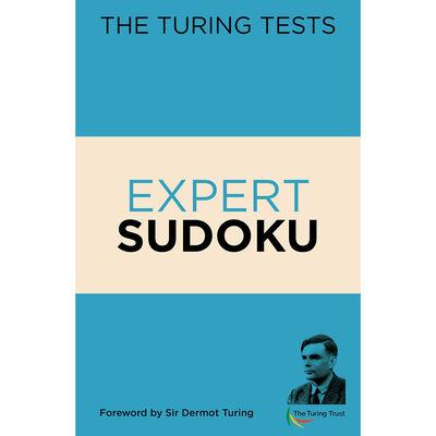 Turing Tests Expert Sudoku image number 1