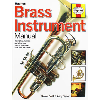 Haynes Brass Instrument Manual image number 1