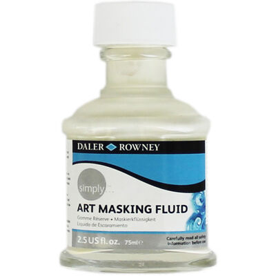 Daler Rowney Simply Art Masking Fluid - 75ml image number 1