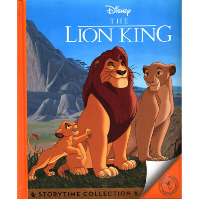 Disney Lion King: Storytime Collection image number 1