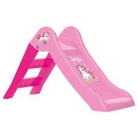 My First Unicorn Pink Garden Slide