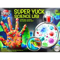 Super Yuck Science Lab