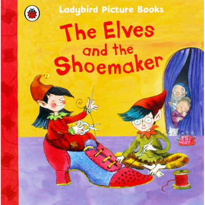The Elves and the Shoemaker image number 1