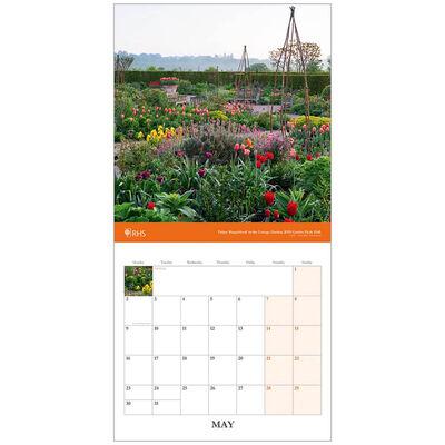 RHS Gardens 2022 Square Calendar image number 2